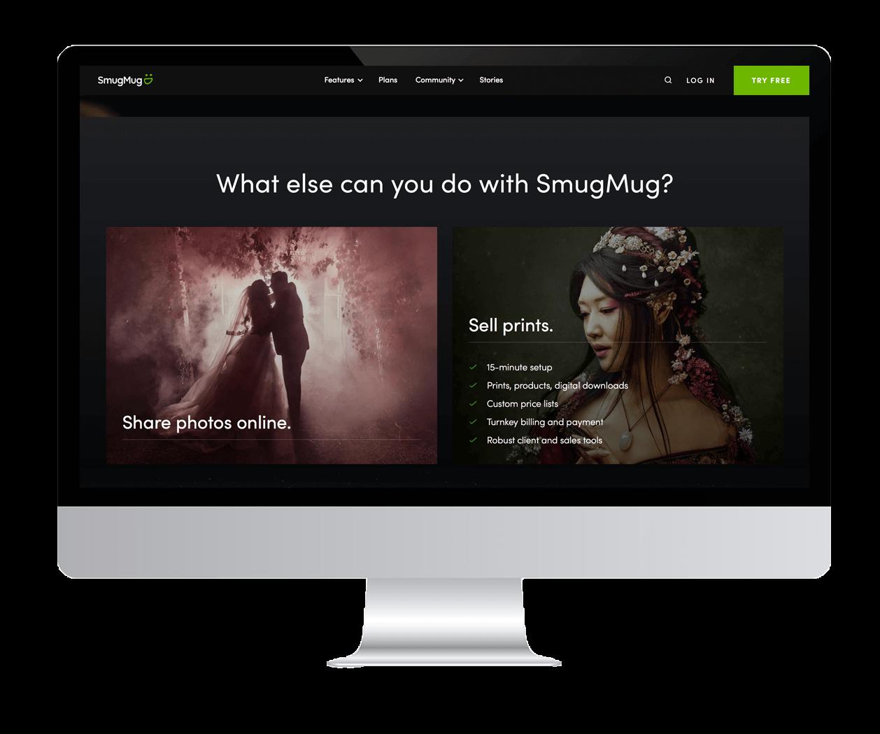 SmugMug secure photo storage